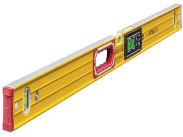 196-2 Electronic Spirit Level IP65 3 Vial 17673 122cm